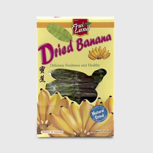 FRUIT LAND 蜜蕉 蜂蜜味香蕉干 420g