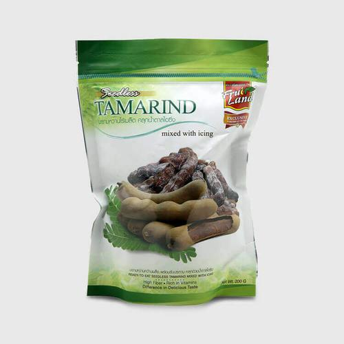 FRUIT LAND SEEDLESS TAMARIND MIXED W/ICING 200G
