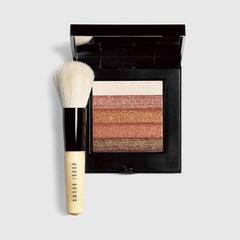 BOBBI BROWNBronze Shimmer Brick with Face Blender Brush 10.3g