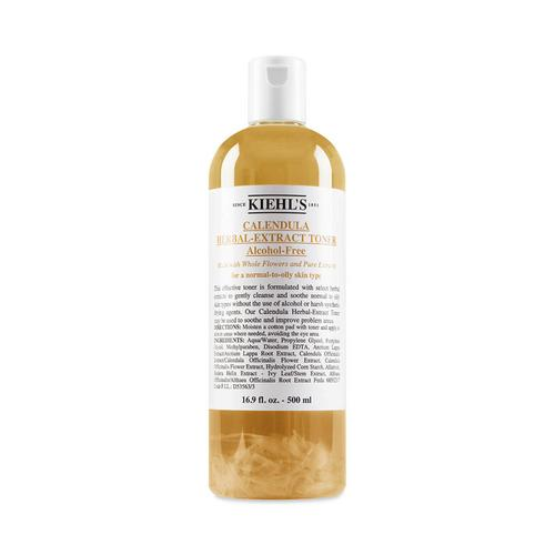 KIEHL'S 500ML Calendula Herbal-Extract Alcohol-Free Toner
