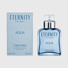 卡尔文克雷恩(CALVIN KLEIN) 男士永恒之水淡香水 100毫升