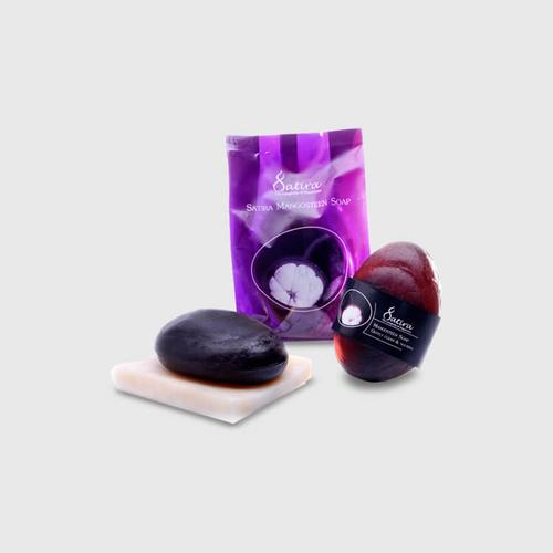 Satira Mangosteen Glecerin soap 100 gm