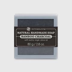 BATH&BLOOM BAMBOO CHARCOAL SOAP