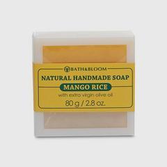 BATH&BLOOM MANGO RICE SOAP