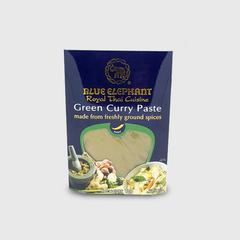 BLUE ELEPHANT GREEN CURRY PASTE  70 G.