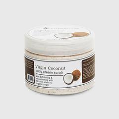 BATH&BLOOM VIRGIN COCONUT BODY SCRUB