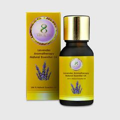 8 Miracles Lavender Essential Oil 15 ml.
