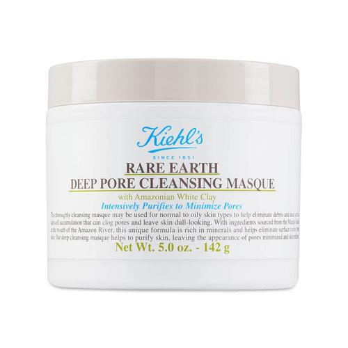 KIEHL'S 125ML Rare Earth Deep Pore Cleansing Masque