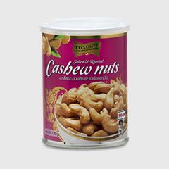KOHKAE SALTED ROASTED (CASHEW NUTS) 130 G.