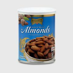 KOHKAE SALTED ROASTED (ALMONDS) 120 G.