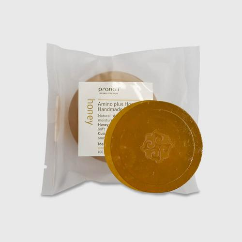 Pranali Honey Amino Plus Honey Handmade Soap 100g
