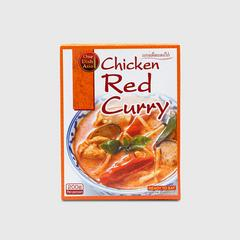 ONE DISH ASIA CHICKEN RED CURRY 200 G.