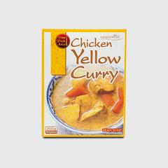 ONE DISH ASIA CHICKEN YELLOW CURRY 200 G.