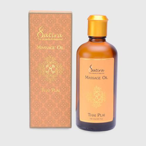 Satira  Thai Plai Massage Oil 100 ml