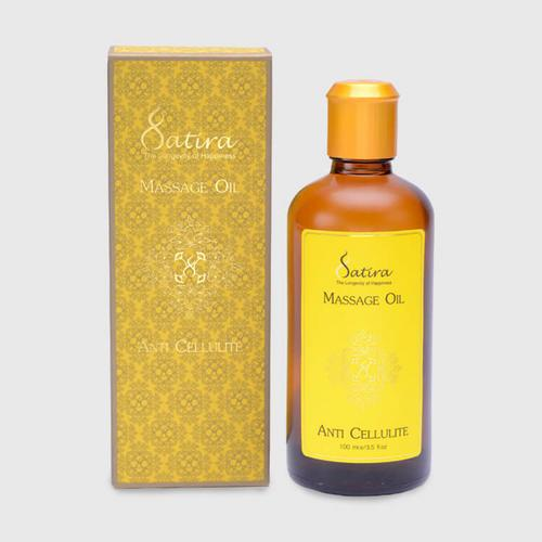 Satira Anti-cellulite Massage Oil  100 ml