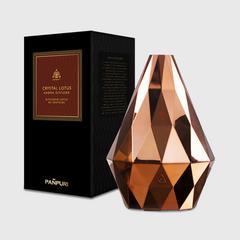 LG Pañpuri Crystal Lotus Aroma Diffuser Copper