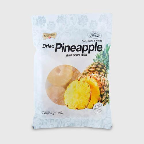 BIG GARDEN Dried Pineapple 400 g