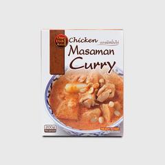 ONE DISH ASIA CHICKEN MASSAMAN CURRY 200 G.