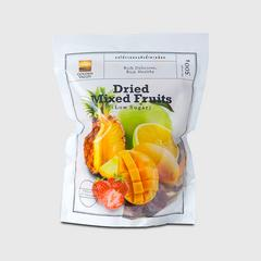 GOLDEN VALLEY SOFT DRY MIXED FRUITES 500 G.