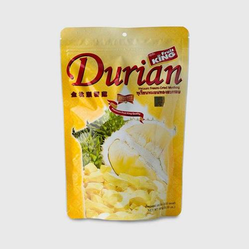 FRUIT KING FREEZE DRIED DURIAN 100 G.