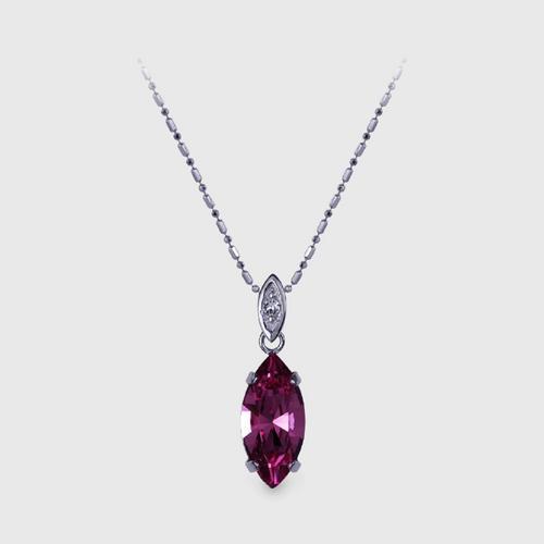 12VICTORYBright Marque Necklace
