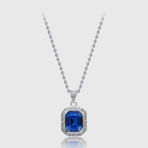 12VICTORY项链 Sapphire
