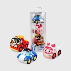 SILVERLIT Robocar Speedy Racer (3 Styles in tube)