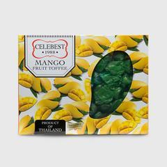CELEBEST FRUIT TOFFEE - MANGO 300 G.