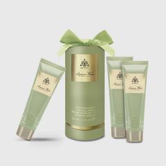 Pañpuri Siamese Water Uplifting Hand & Nail Cream Travel Set 30mlx3