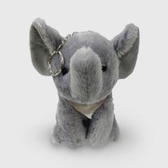 """LUSCINIA FAT ELEPHANT KEYCHAIN size 6 """""""