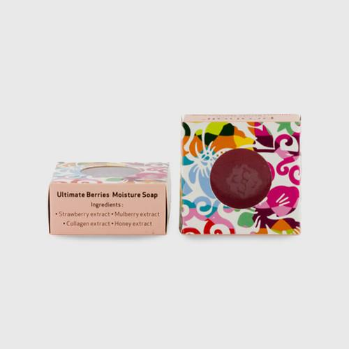 Pranali Ultimate Berries  Moisture Soap 120g