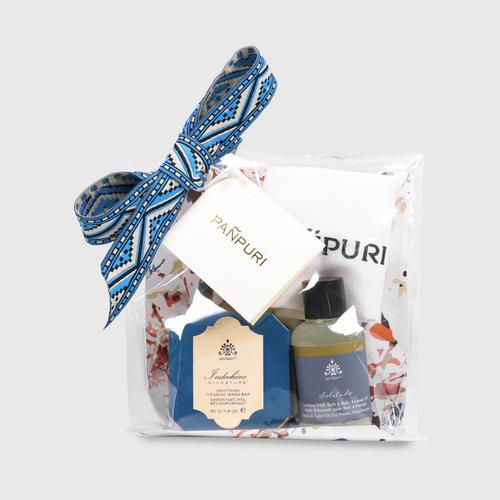 Pañpuri MINI GIFT SET LEMONGRASS