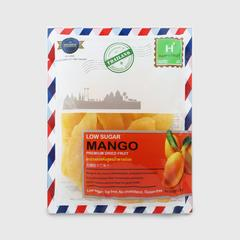 HAPPY FRUIT Low Sugar Mango 250 g