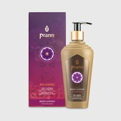 PRANN Relaxing-Summer Rose Body Lotion 250ml