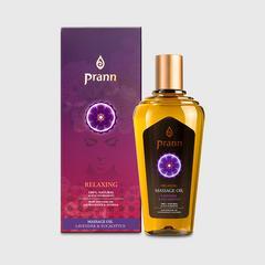 PRANN RL-Lavender&Eucalyptus-Massage Oil-250 ml