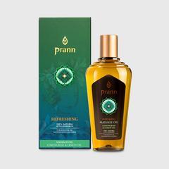 PRANN RF-Lemongrass&Lemon Oil-Massage Oil-250 ml
