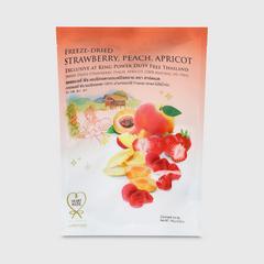 Heartmade  Freeze-Dried Mixed Fruits  100 G.