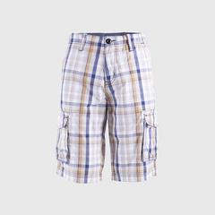 LEE 男士牛仔裤 15011K51 靛蓝牛仔短裤Indigo 棕色 尺寸 30