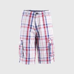 LEE 男式牛仔裤 15011K51 Denim牛仔短裤 红色 尺寸 30