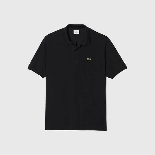 LACOSTE 男式短袖  L.12.12 POLO衫(黑色) 尺寸 3