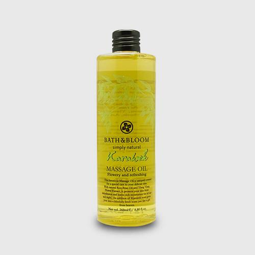 Bath & Bloom Karawek Massage Oil 260ml