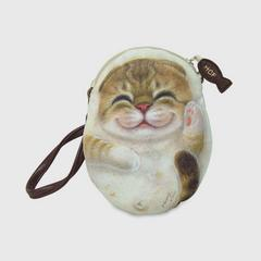 Henry Cats & Friends Shaped Mobile Phone Bag Bella Fsc1-ca011