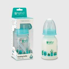 Babito BPA-Free Baby Feeding Bottle, Charismata 4 ounces Green Colour