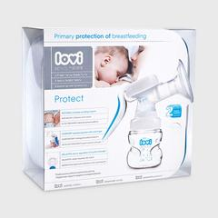 Lovi 2-Phase manual breast pump Protect