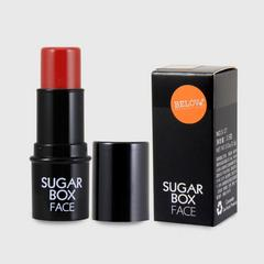 SUGAR BOX FACE BLUSHER STICK/LIP STICK #5 3.5g