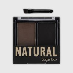 SUGAR BOX NATURAL 2-COLORS EYEBROW #04 5g