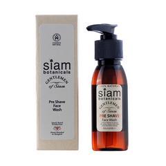 Siam Botanicals Gentlemen of Siam Pre Shave Face Wash