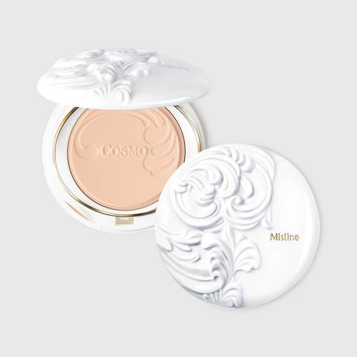 蜜丝婷(Mistine)陶瓷光润粉饼 SPF25PA++ 10克 S2自然色(Medium)