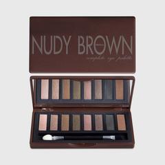蜜丝婷(Mistine)Nudy Brown大地色八色眼影盘