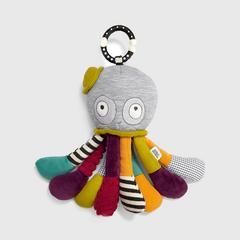 Mamas & Papas Linkie Toy - 互动玩具-章鱼 安抚摇铃玩偶